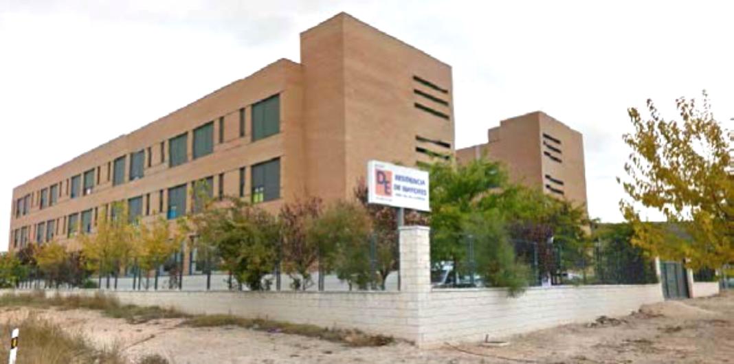 UGT denuncia que en la Residencia de Mayores Ntra. Sra. De la Merced de Herencia están los trabajadores con contratos en fraude de ley 7