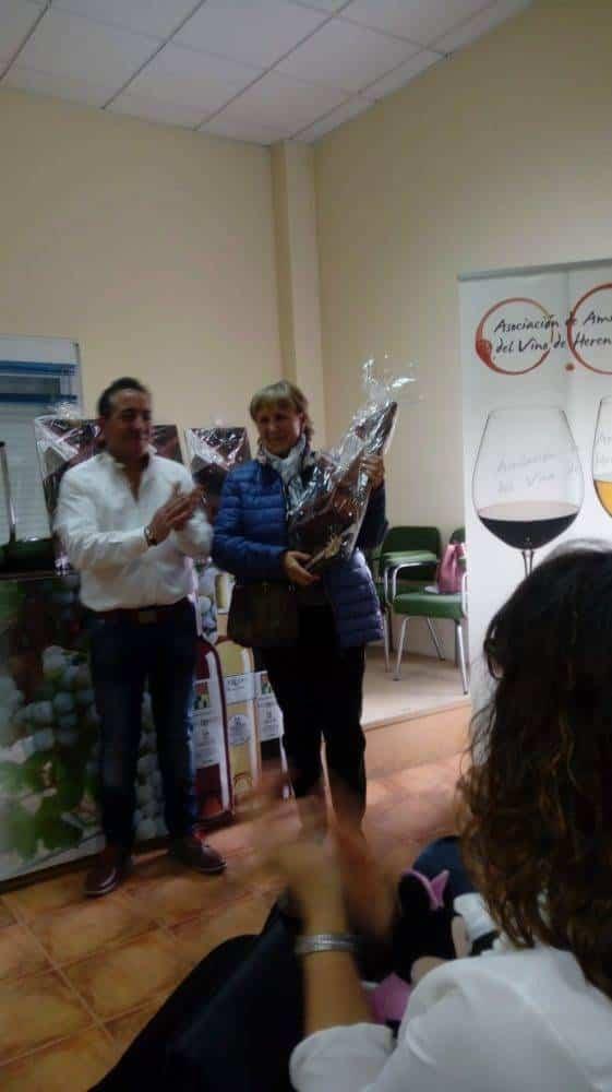 Entregados los premios del VI Concurso de vinos tradicionales, mistelas y arropes 18