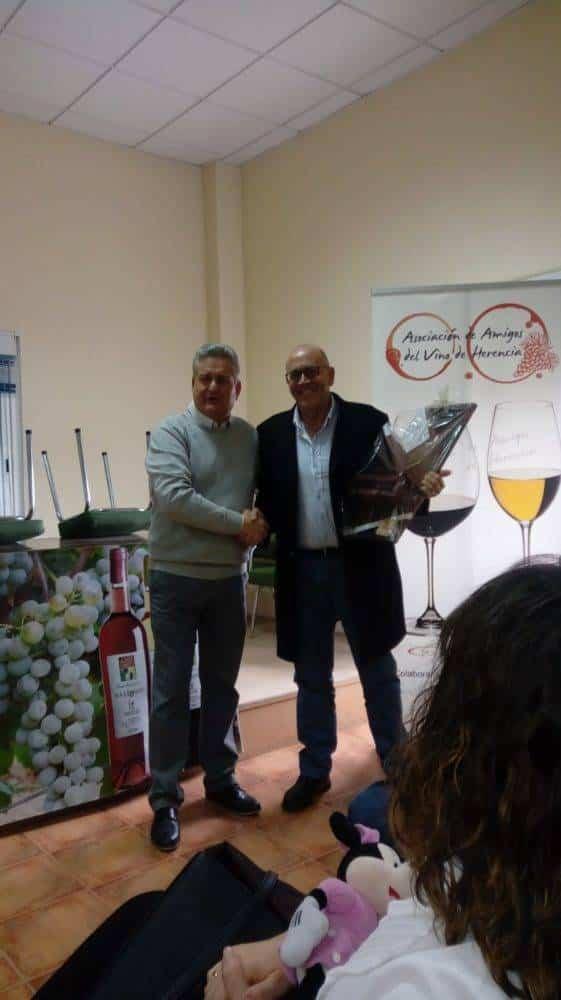 Entregados los premios del VI Concurso de vinos tradicionales, mistelas y arropes 22