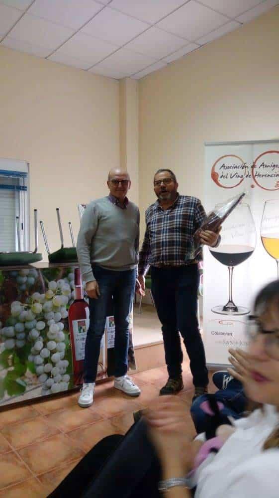 Entregados los premios del VI Concurso de vinos tradicionales, mistelas y arropes 5