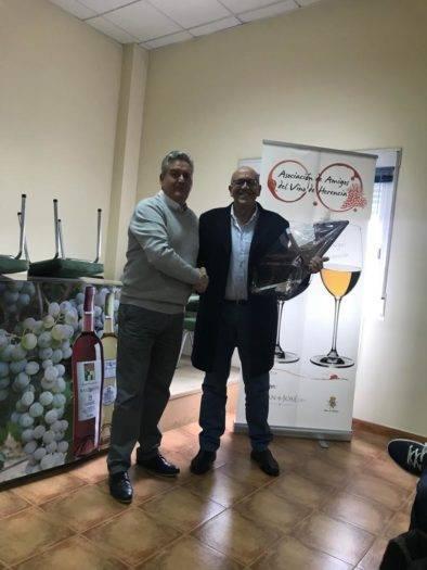 VI Concurso de vinos tradicionales mistelas y arropes en herencia 20 394x525 - Entregados los premios del VI Concurso de vinos tradicionales, mistelas y arropes