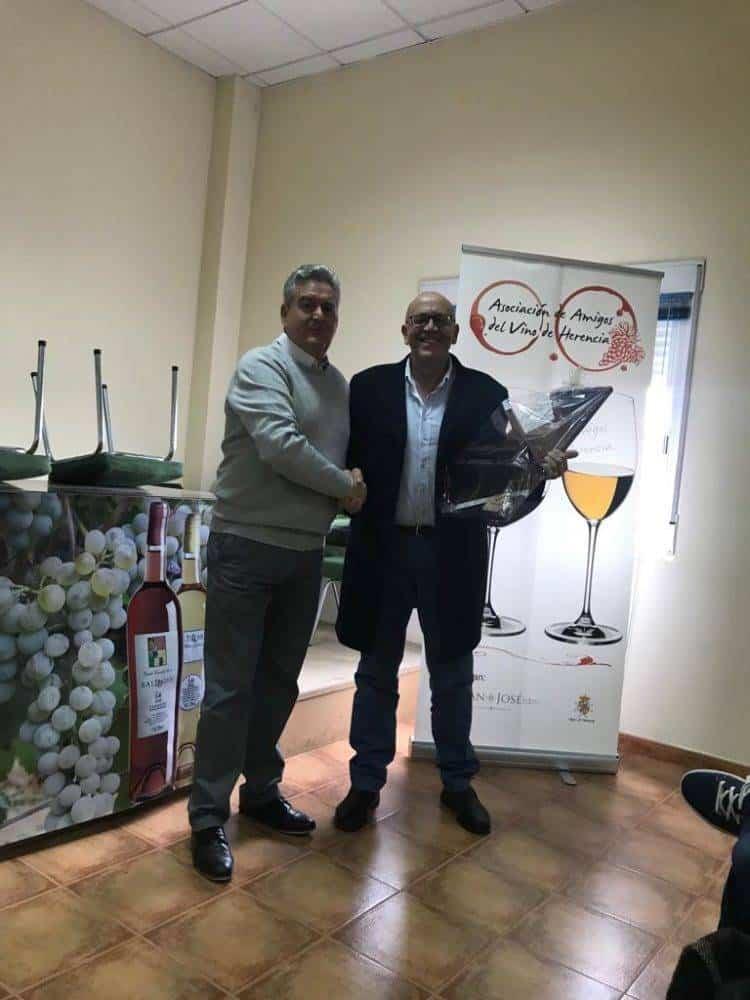 Entregados los premios del VI Concurso de vinos tradicionales, mistelas y arropes 23