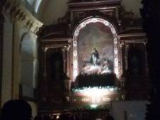 Vigilia Inmaculada Concepción Herencia