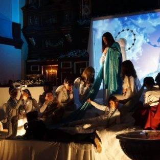 Vigilia de la Inmaculada Concepción de Herencia 20180004