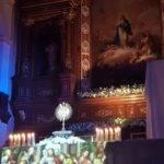 Imágenes de la Vigilia de la Inmaculada Concepción en Herencia 27