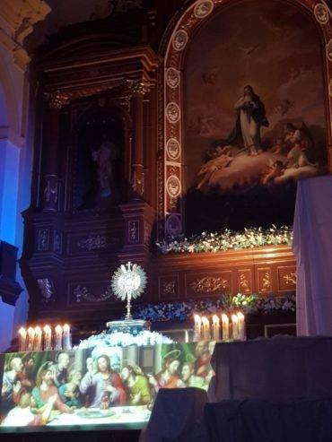 Vigilia de la Inmaculada Concepción de Herencia 20180006