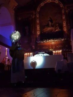 Vigilia de la Inmaculada Concepción de Herencia 20180007