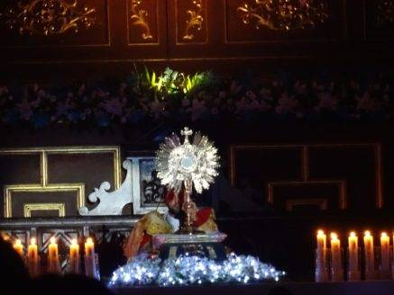 Vigilia de la Inmaculada Concepción de Herencia 20180008 437x328 - Imágenes de la Vigilia de la Inmaculada Concepción en Herencia