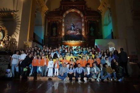 Vigilia de la Inmaculada Concepción de Herencia 20180010 455x304 - Imágenes de la Vigilia de la Inmaculada Concepción en Herencia