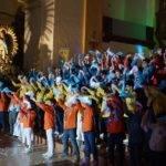 Imágenes de la Vigilia de la Inmaculada Concepción en Herencia 21