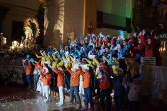 Vigilia de la Inmaculada Concepción de Herencia 20180012