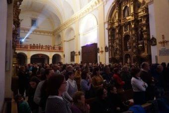 Vigilia de la Inmaculada Concepción de Herencia 20180013