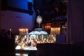 Vigilia de la Inmaculada Concepción de Herencia 20180014