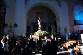 Vigilia de la Inmaculada Concepción de Herencia 20180015