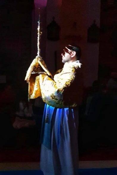 Vigilia de la Inmaculada Concepción de Herencia 20180017