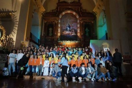 Vigilia de la Inmaculada Concepción de Herencia 20180023