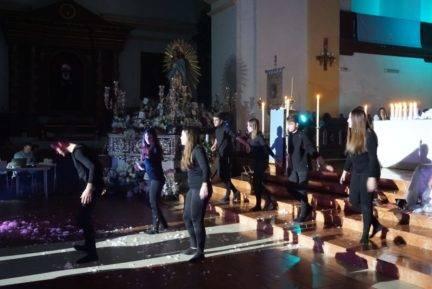 Vigilia de la Inmaculada Concepción de Herencia 20180024