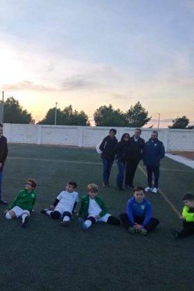 campo futbol herencia nuevo cesped 12 280x420 - Diputación de Ciudad Real equipa y amplia el campo de fútbol de Herencia