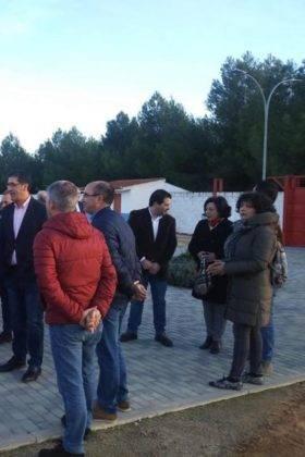 Diputación de Ciudad Real equipa y amplia el campo de fútbol de Herencia 11