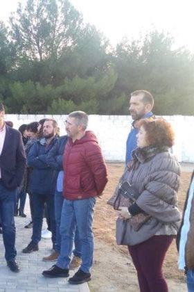 Diputación de Ciudad Real equipa y amplia el campo de fútbol de Herencia 12