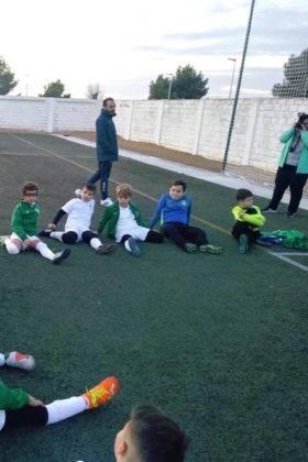 campo futbol herencia nuevo cesped 2 280x420 - Diputación de Ciudad Real equipa y amplia el campo de fútbol de Herencia