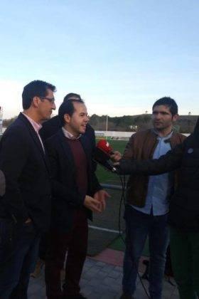 campo futbol herencia nuevo cesped 4 280x420 - Diputación de Ciudad Real equipa y amplia el campo de fútbol de Herencia