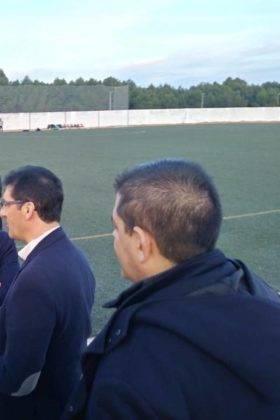 campo futbol herencia nuevo cesped 5 280x420 - Diputación de Ciudad Real equipa y amplia el campo de fútbol de Herencia