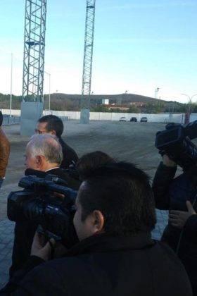 Diputación de Ciudad Real equipa y amplia el campo de fútbol de Herencia 5