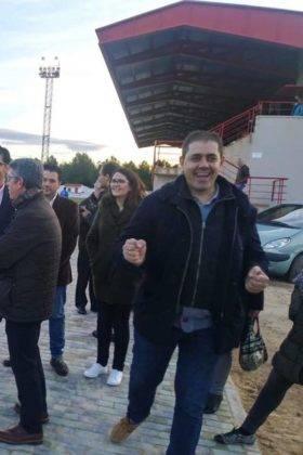 campo futbol herencia nuevo cesped 8 280x420 - Diputación de Ciudad Real equipa y amplia el campo de fútbol de Herencia