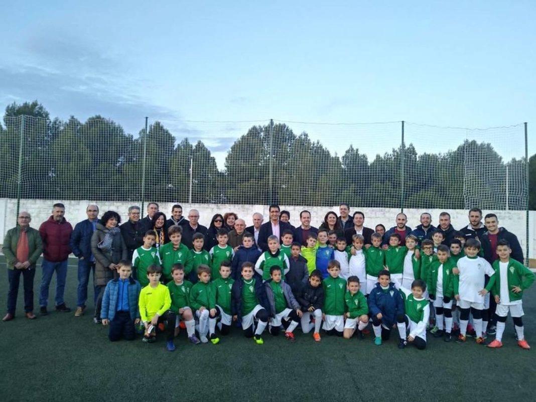 Diputación de Ciudad Real equipa y amplia el campo de fútbol de Herencia 15