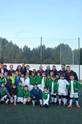 campo futbol herencia nuevo cesped 9 280x420 - Diputación de Ciudad Real equipa y amplia el campo de fútbol de Herencia
