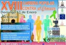 XVIII Carrera popular de San Antón contra el cáncer