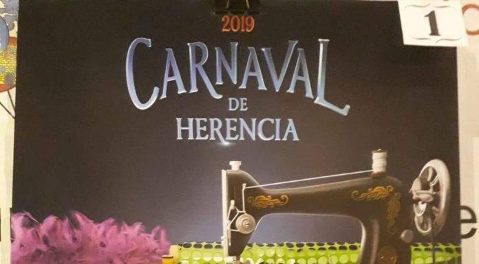 Empieza la promoción del cartel del Carnaval de Herencia 2019