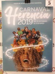 carteles carnaval de herencia 2019 eleccion 5 226x302 - Elige el cartel de Carnaval de Herencia 2019 que más te gusta...