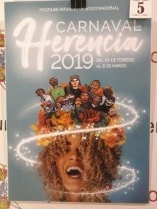 carteles carnaval de herencia 2019 eleccion 5 227x302 - Elige el cartel de Carnaval de Herencia 2019 que más te gusta...