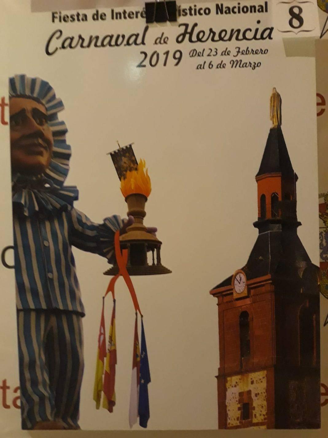 carteles carnaval de herencia 2019 eleccion 8 1068x1424 - Elige el cartel de Carnaval de Herencia 2019 que más te gusta...