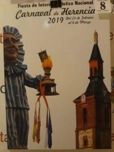 carteles carnaval de herencia 2019 eleccion 8