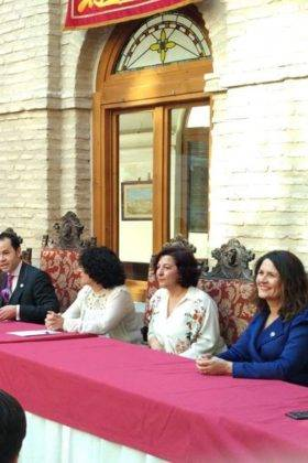 Celebrando 40 años de democracia en Herencia 14