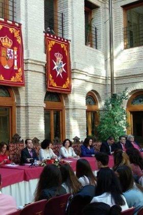 celebrando constitucion aniversario herencia 3 280x420 - Celebrando 40 años de democracia en Herencia