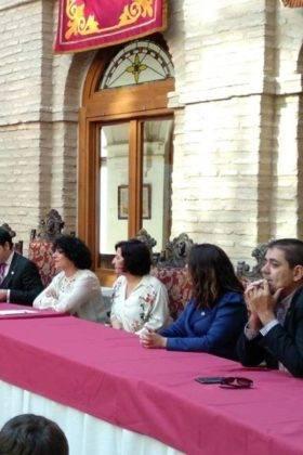 Celebrando 40 años de democracia en Herencia 4
