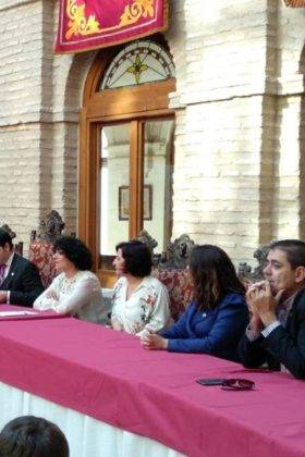 celebrando constitucion aniversario herencia 4 280x420 - Celebrando 40 años de democracia en Herencia
