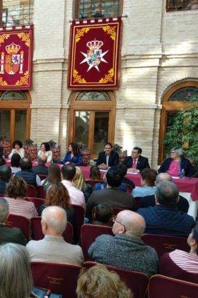 Celebrando 40 años de democracia en Herencia 9