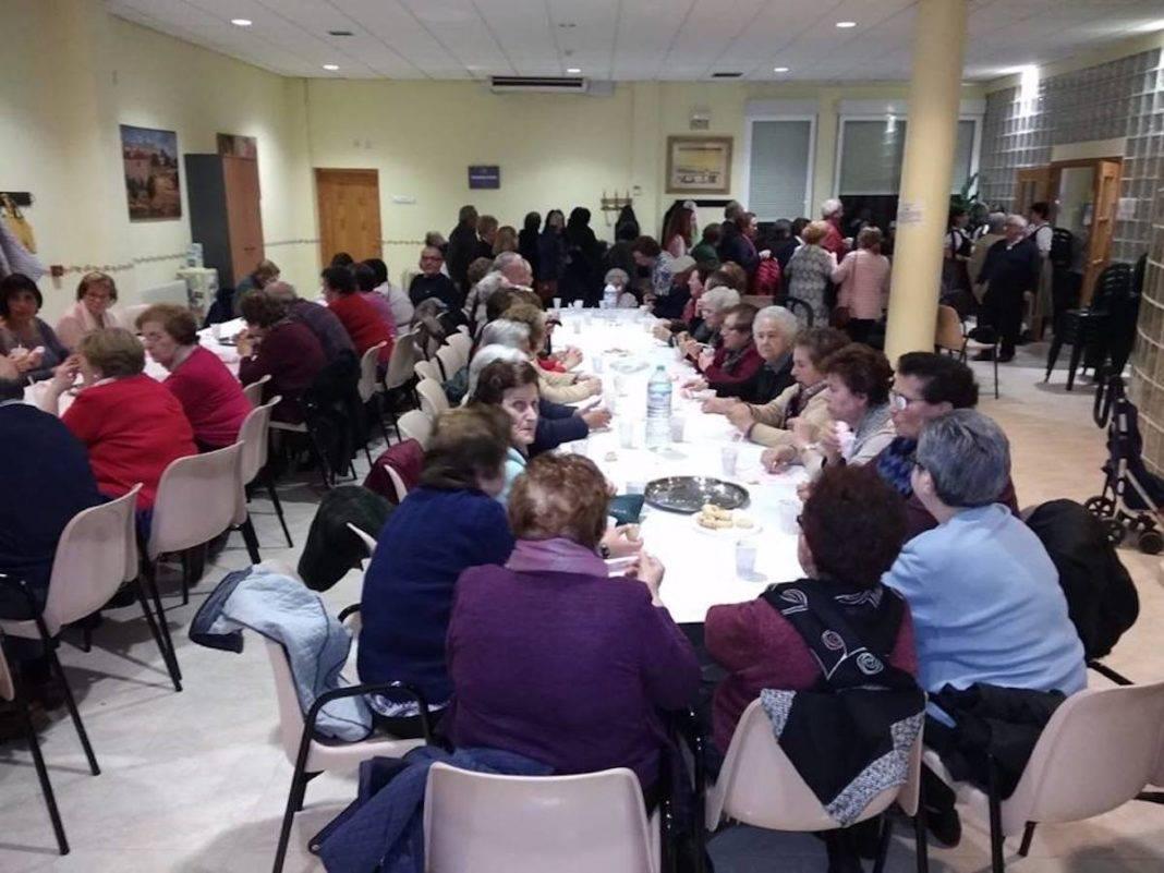 El Centro de Mayores de Herencia celebra la navidad 5