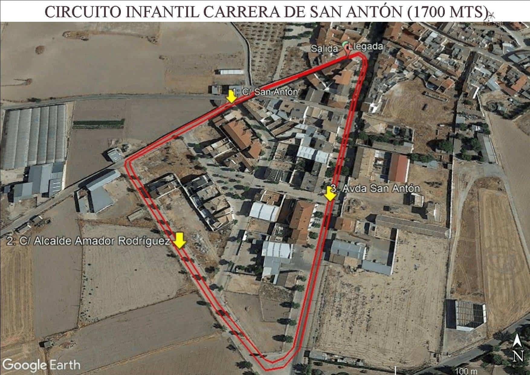 XVIII Carrera popular de San Antón contra el cáncer 38