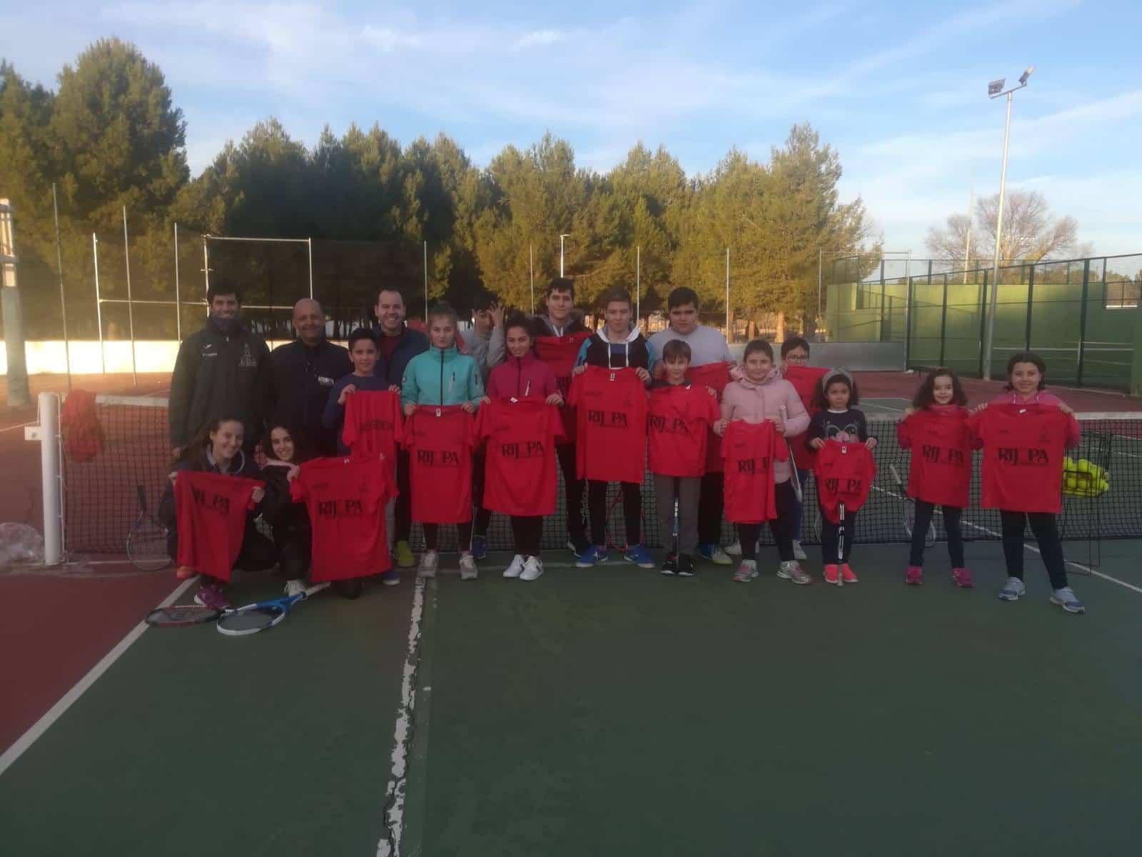 Comienzo de la competición Interescuelas de tenis y pádel 3