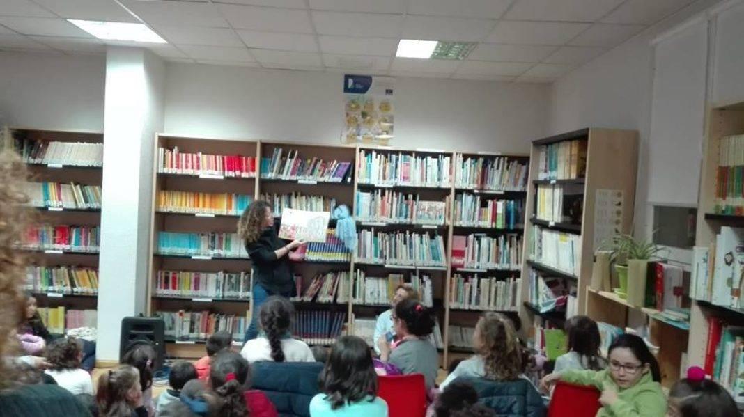 Nuevo curso de Pipiripao para potenciar la lectura entre los más pequeños desde la Biblioteca herenciana 4