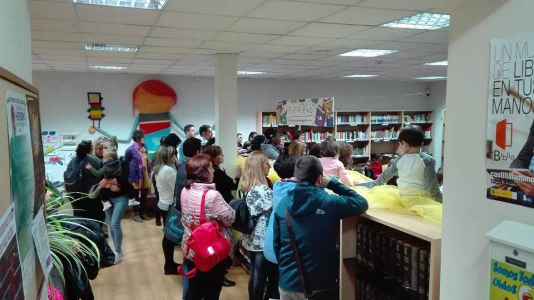 """cuentos pan chocolate biblioteca herencia 2 1068x599 - La Biblioteca Municipal """"Miguel de Cervantes"""" comenzará a prestar servicios básicos el próximo lunes"""