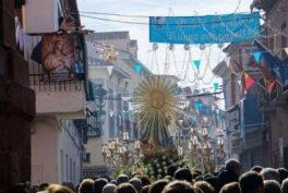 dia de inmaculada concepcion patrona herencia 13 264x177 - Fotografías de la procesión del día dedicado a María Inmaculada en Herencia