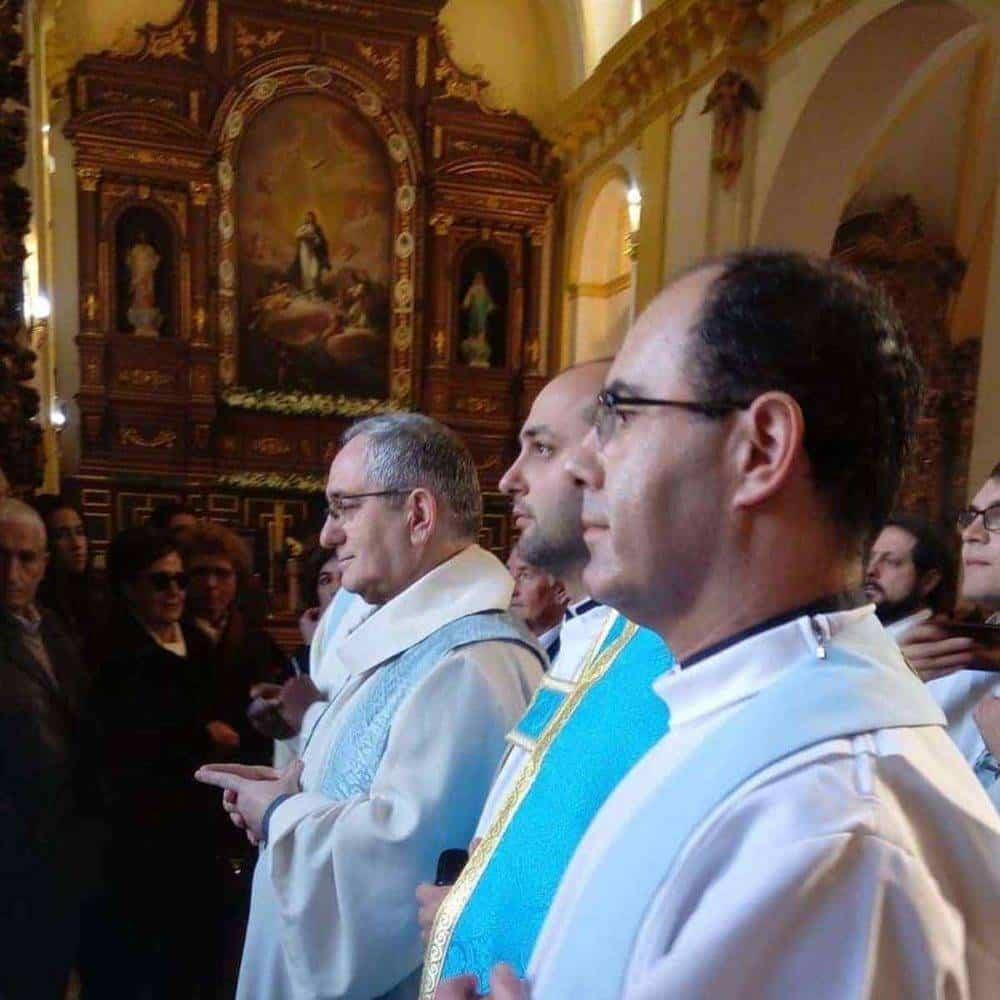 Fotografías de la procesión del día dedicado a María Inmaculada en Herencia 14