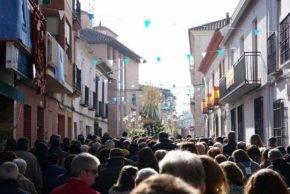 dia de inmaculada concepcion patrona herencia 15 290x194 - Fotografías de la procesión del día dedicado a María Inmaculada en Herencia